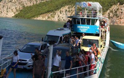 About Ferry Berisha and Boat Dragobia