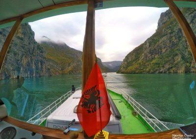 ferry berisha captain view