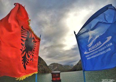 komani lake and fierze
