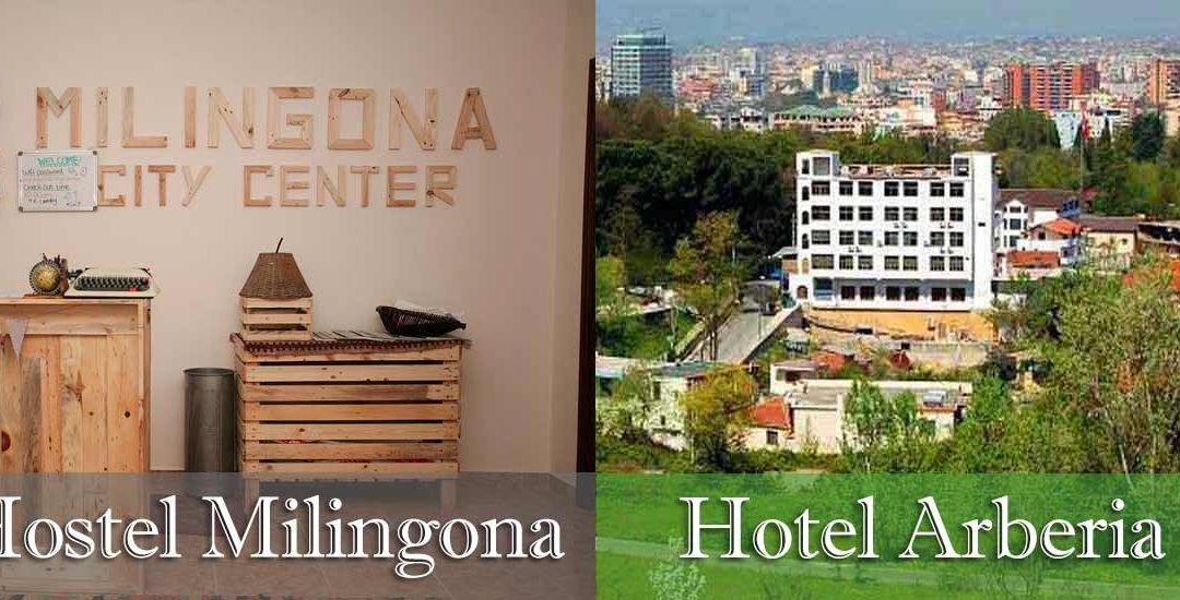 Hostel & Hotel in Tirana