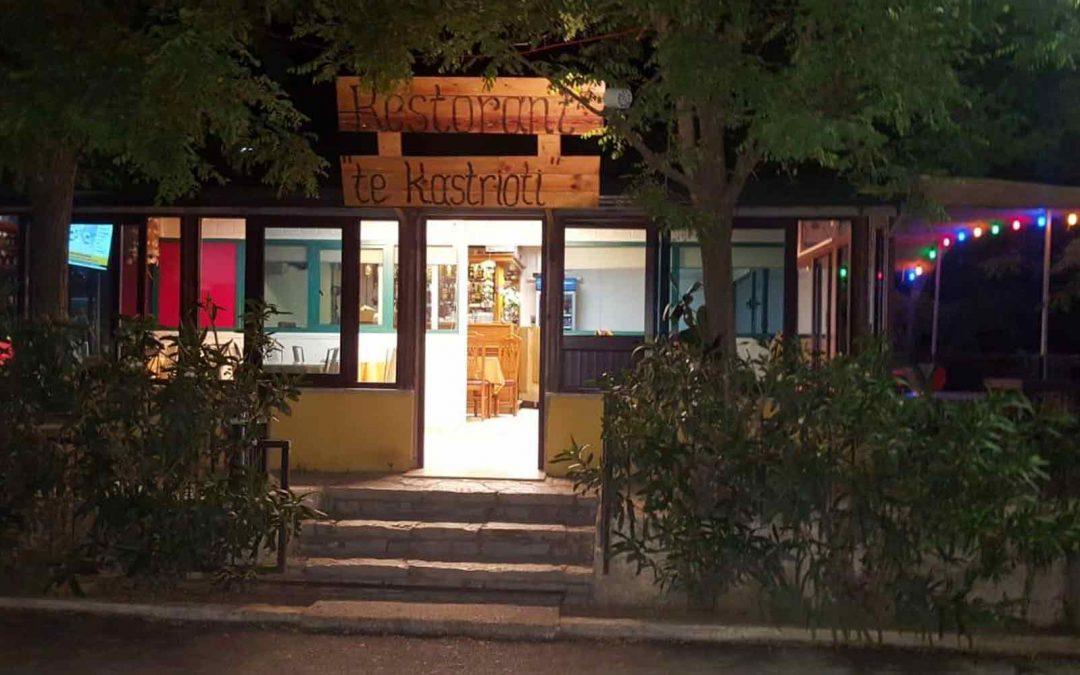 "Restaurant ""Te Kastrioti"""